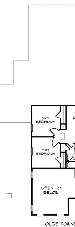 #2152 - 2nd Floor Plan