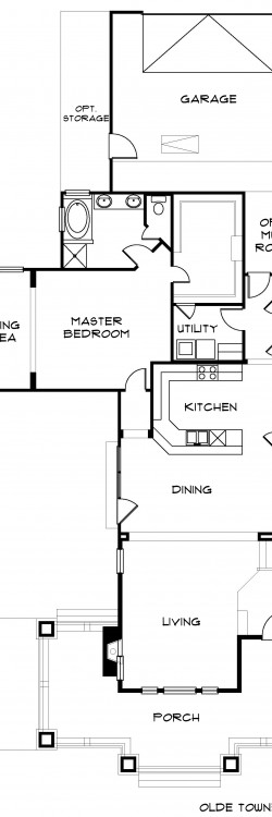 #2152 - Base Floor Plan