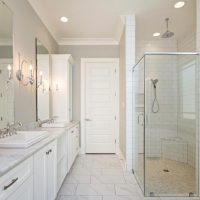 219 Lambton Dr. - Master Bathroom (Double Vanity & Shower)