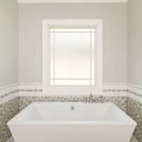 219 Lambton Dr. - Master Bathroom (Tub)